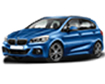 BMW 2 Series 5 door with A/C